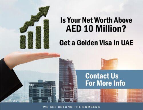 What Is Golden Visa in UAE & How It Works?